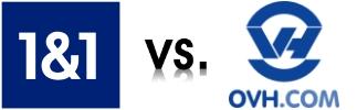 1&1 ou OVH : Quel hébergement choisir ?