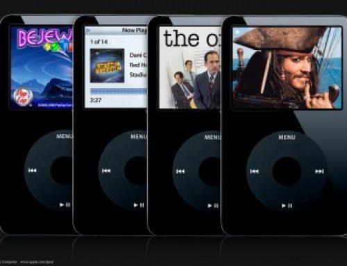Comment mettre un film sur iPod ?