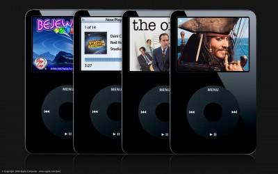 Mettre un film sur iPod